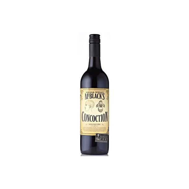 Small Gully Concoction Shiraz 2013