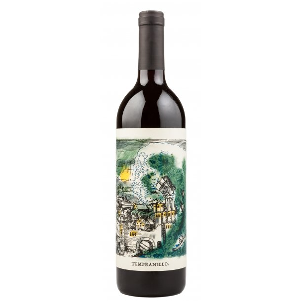 Force of Nature, Tempranillo 2013