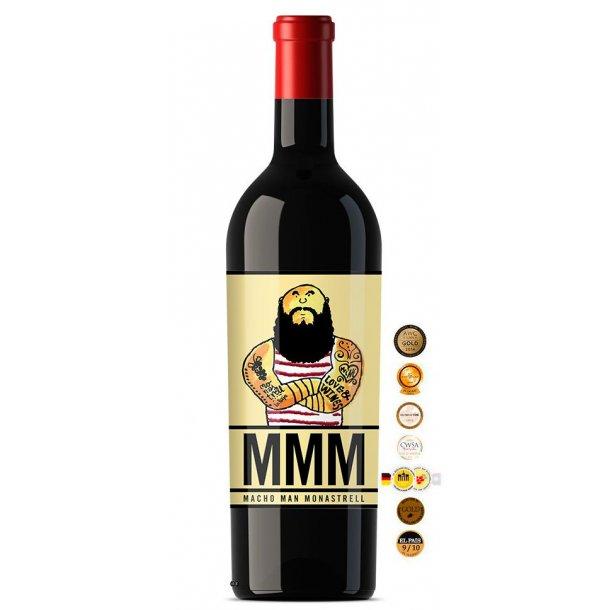 Macho Man Monastrell (MMM)