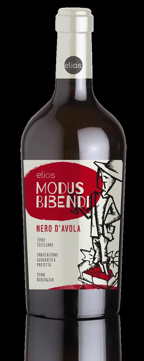 Elios modus bibendi nero d avola igt 2015 Modus design shop