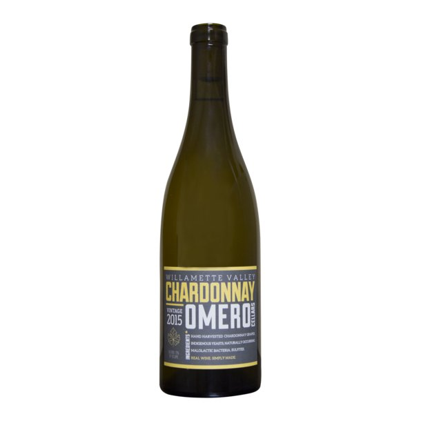 Omero Cellars Willamette Valley Chardonnay 2014
