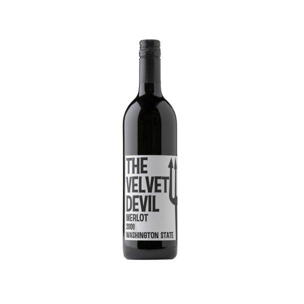 The Velvet Devil Merlot 2013